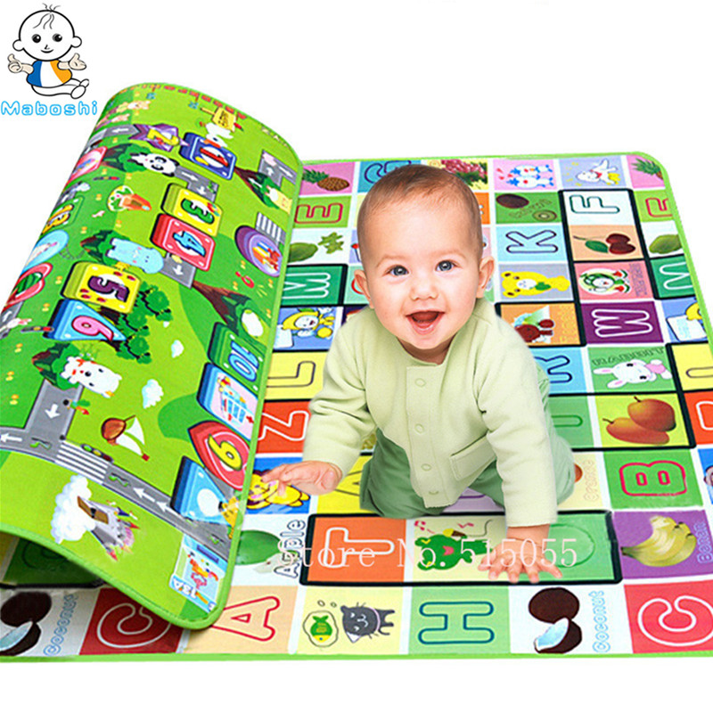 Authorized Authentic Maboshi Baby Play Mat Meter Fruit Zillionaire Game Children Beach Child Carpet Crawling CM-011 - Cute Kids Zone store
