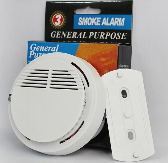 2015 stable photoelectric wireless smoke alarms detector high sensitive fire alarm sensor system. Black Bedroom Furniture Sets. Home Design Ideas