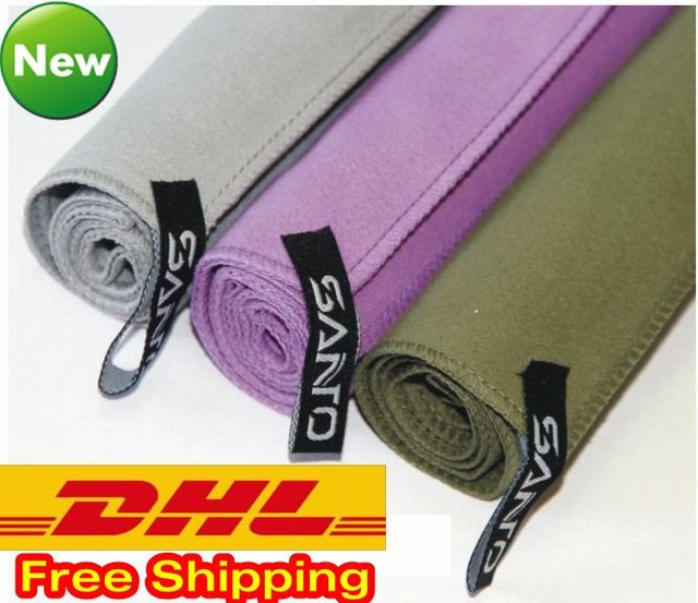 20pcs/lot~Microfiber Outdoor Hiking Sports Towel~5 colors~Quick Dry Microfibre Sports Towel~Microfiber Towel,DHL FREE SHIPPING