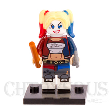 SingleSale Harley Quinn Suicide Squad Justice League Batman DC Universe Assemble Minifigures Model Building DIY Blocks Kids Toys(China (Mainland))
