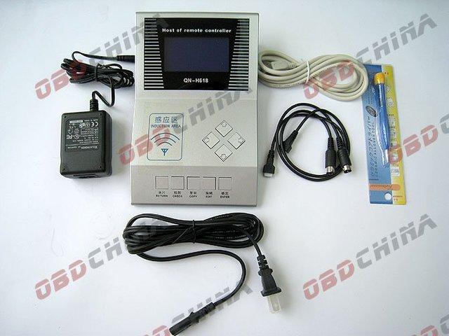 Host of Remote Controller (QN-H618)  (Host of remote duplicator,machine,remote key cutting machine)