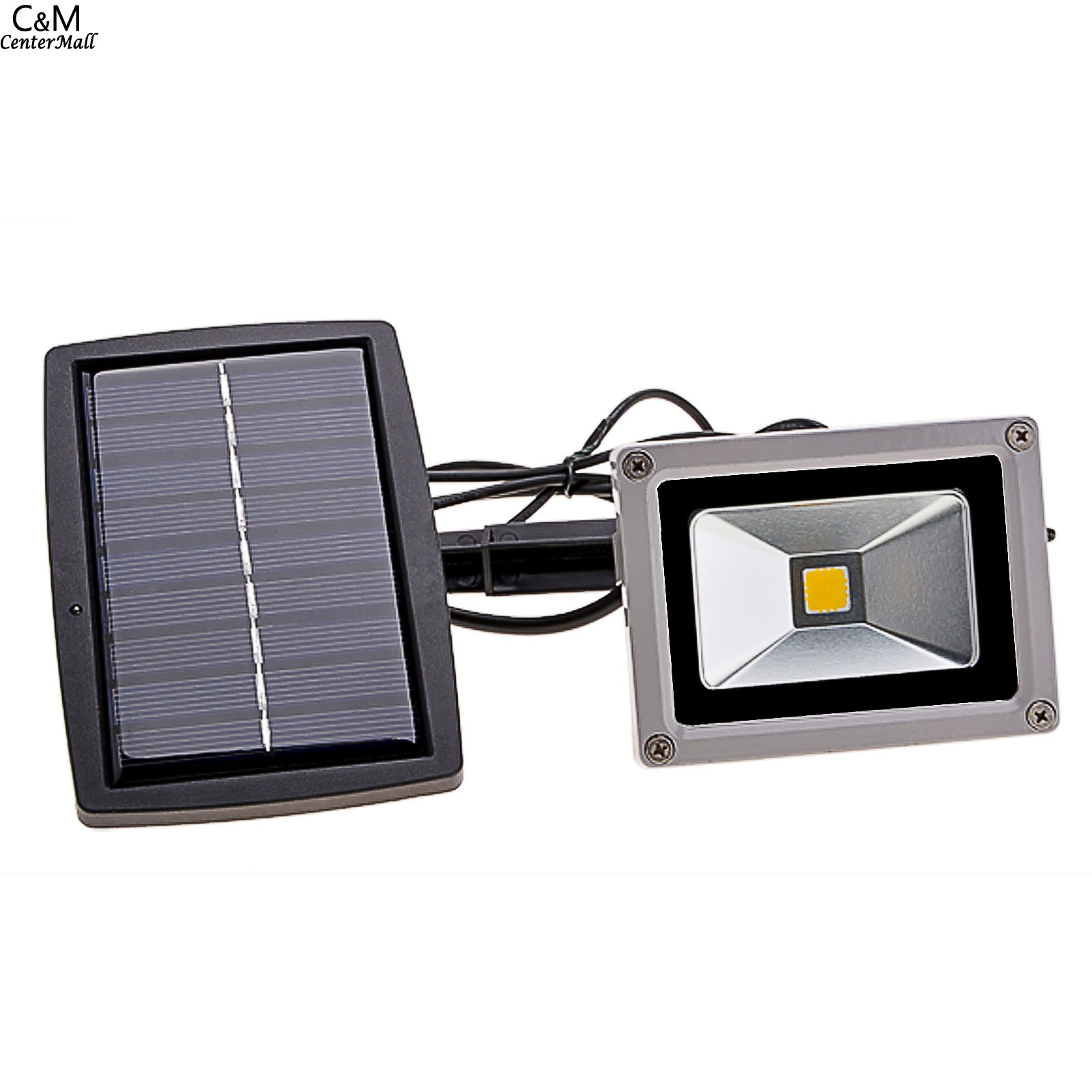 100 60 led solar security light nature power 120 led dual l