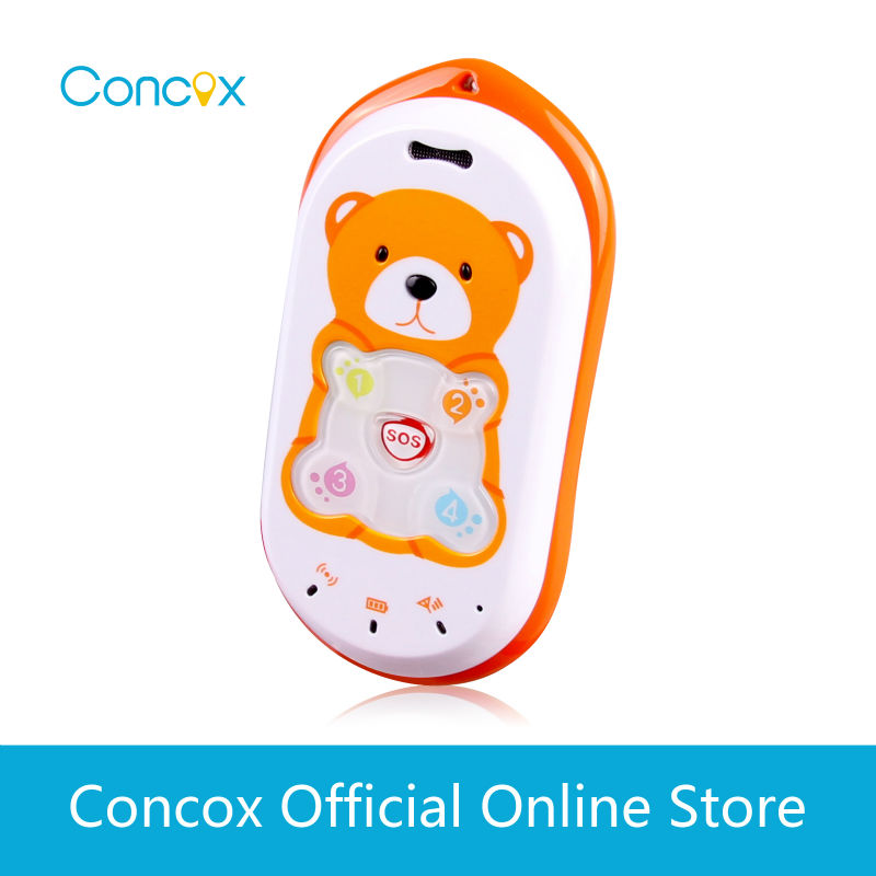 Concox track your kids cell phone for free GK301 real-time tracker,protect child(China (Mainland))