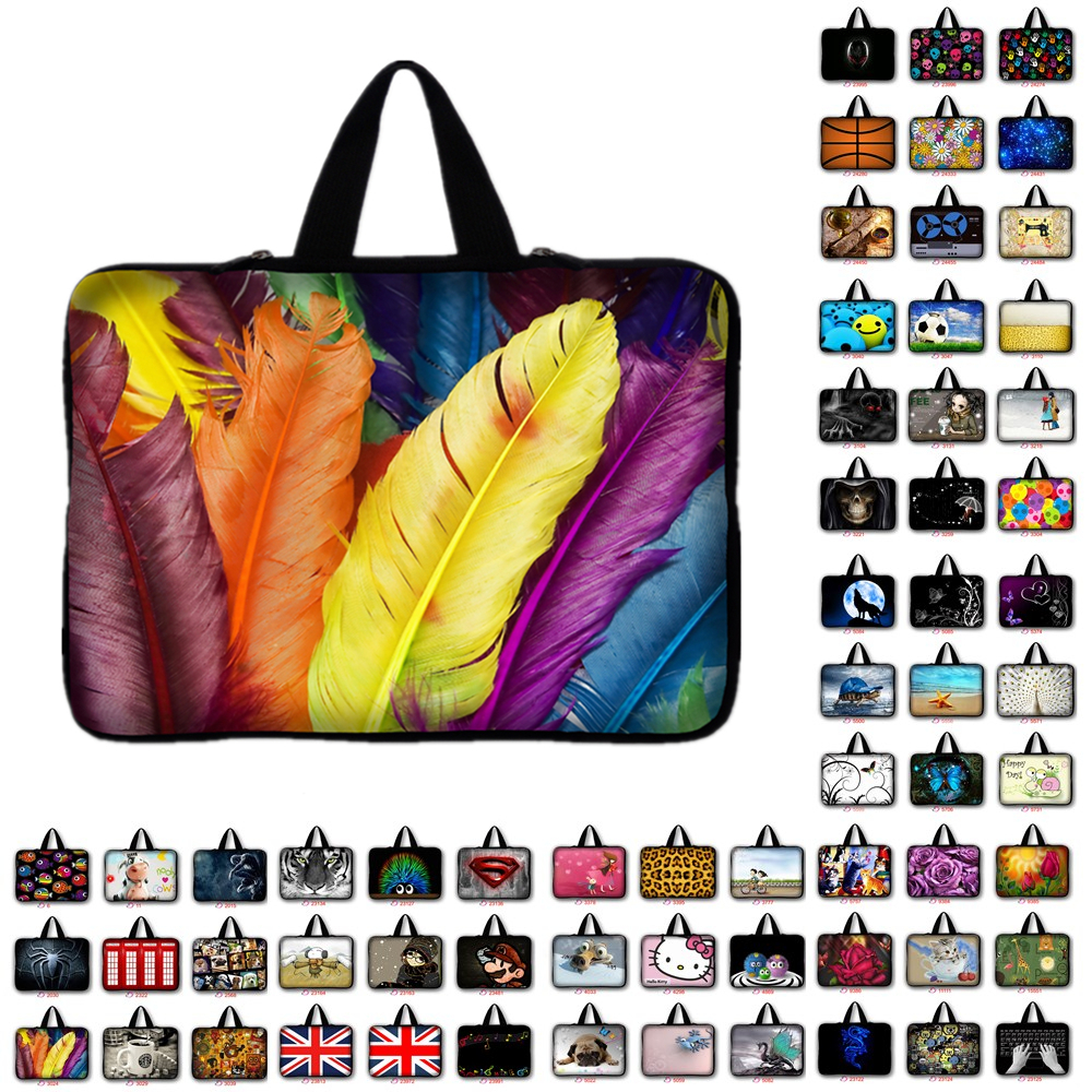 """Laptop bag Sleeve Tablet Case Notebook Protective Cover 7 10 12 13 14"""" 15 15.6 17 inch Briefcase Asus HP Acer Lenovo"""