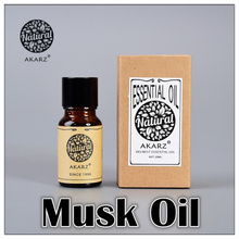 free shipping 100% pure natural aromatherapy musk essential oil Relieve the nerve balance mood aphrodisiac