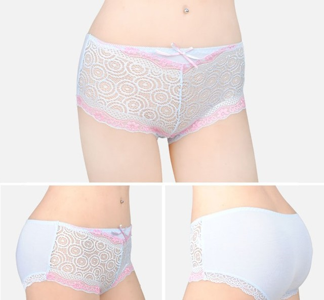 Free Shipping 2014 New Arrival Lace Sexy Women Panties 10Pieces/lot Women Underwear Briefs  Wholesale
