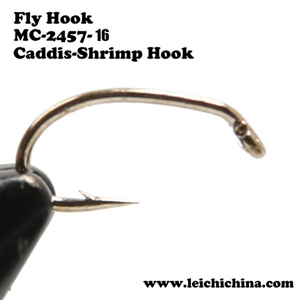 Size 16 500 pieces per lot 16 fly fishing hooks fly for Fly fishing hook sizes