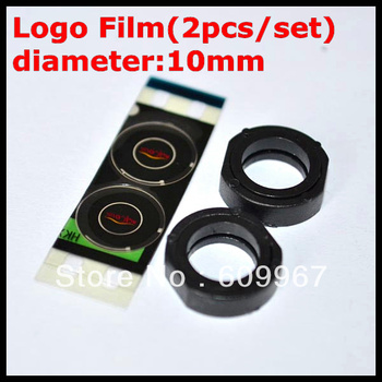 Car welcome light logo film Suitable for the fourth generation and the fifth generation logo film