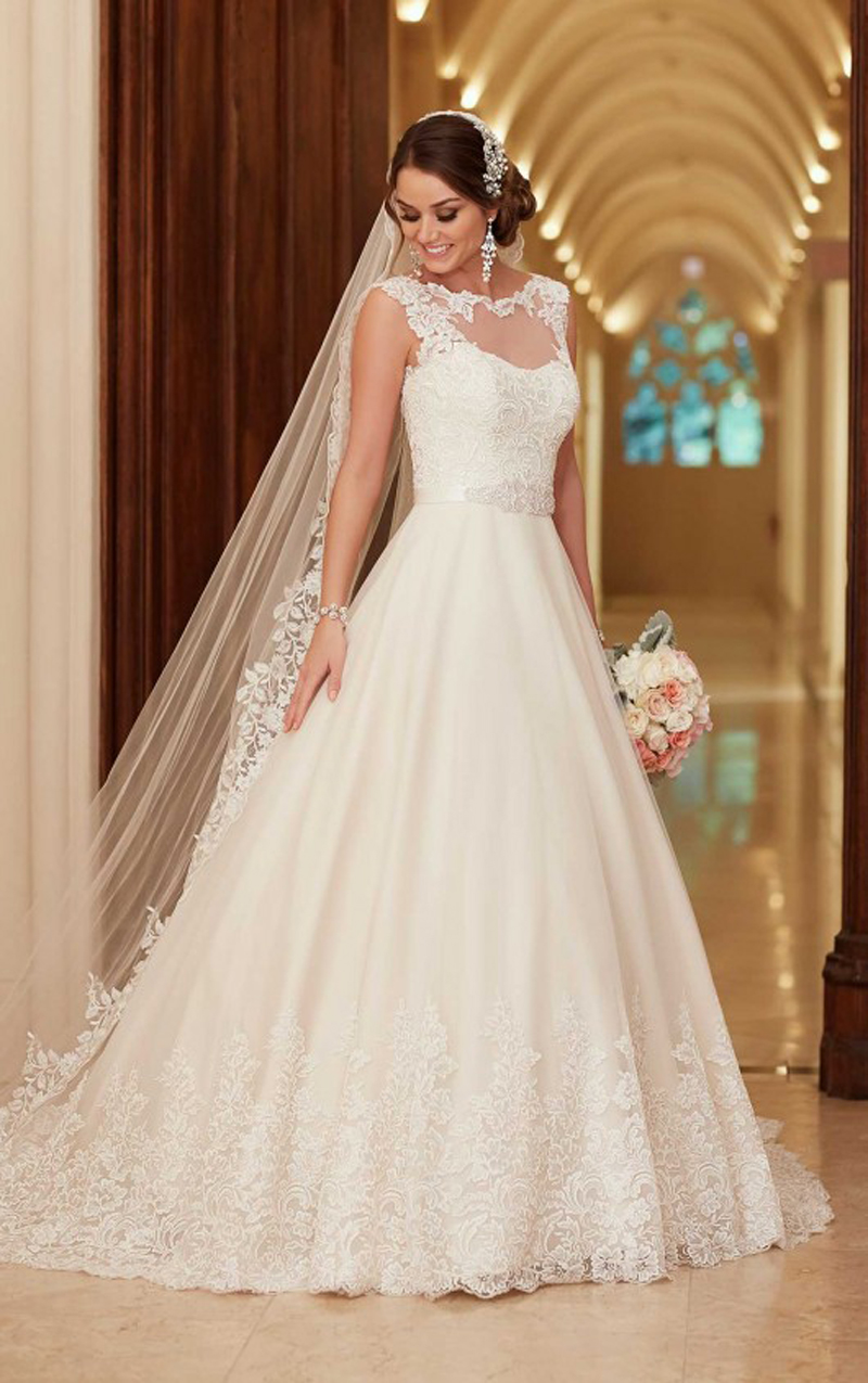Popular White Diamond Wedding Dresses-Buy Cheap White Diamond ...