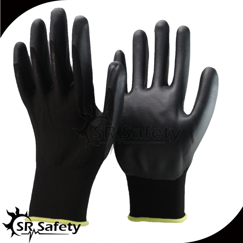 SRSAFETY 6 Pairs Nitrile Dipped Gloves Free Shipping<br><br>Aliexpress
