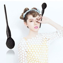 New Beauty Woman Make up Brushes for Professional Makeup Brush Set Cosmetic Goat Hair Rattan de brochas de maquillaje