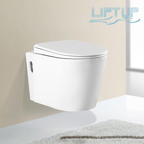 Baño Inodoro En Inglés:Wall Hung Toilets with Tank
