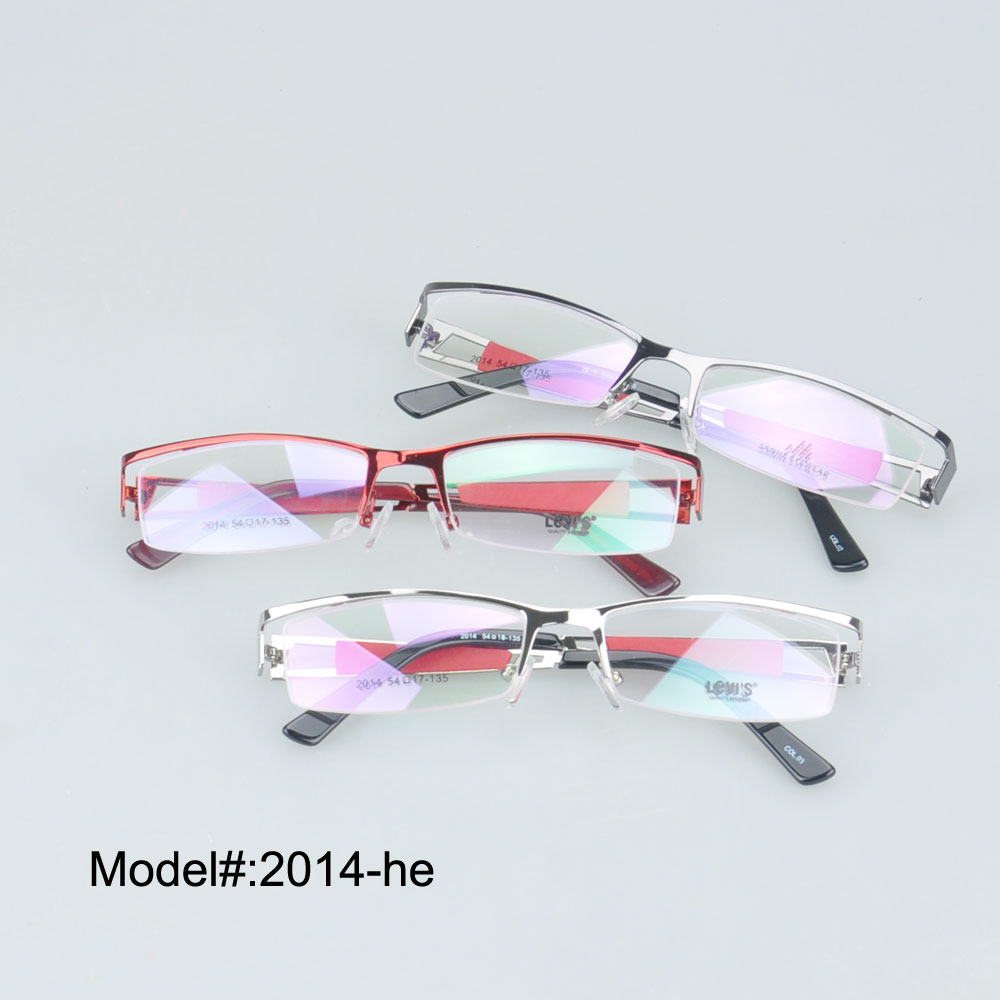 Aliexpress.com : Buy 2014 Free shipping hot sell half rim ...