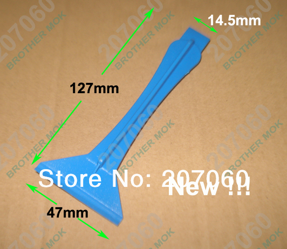 Blue Plastic Pry Tool Prying tools Crowbar Opening Tools for iPhone iPad Tablet PC LCD Repair 1000pcs/lot