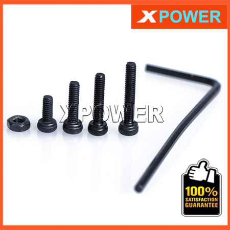Wholesale M2*10 hexagonal screw and nut for metalworking high quality For Common Use Xpower<br><br>Aliexpress