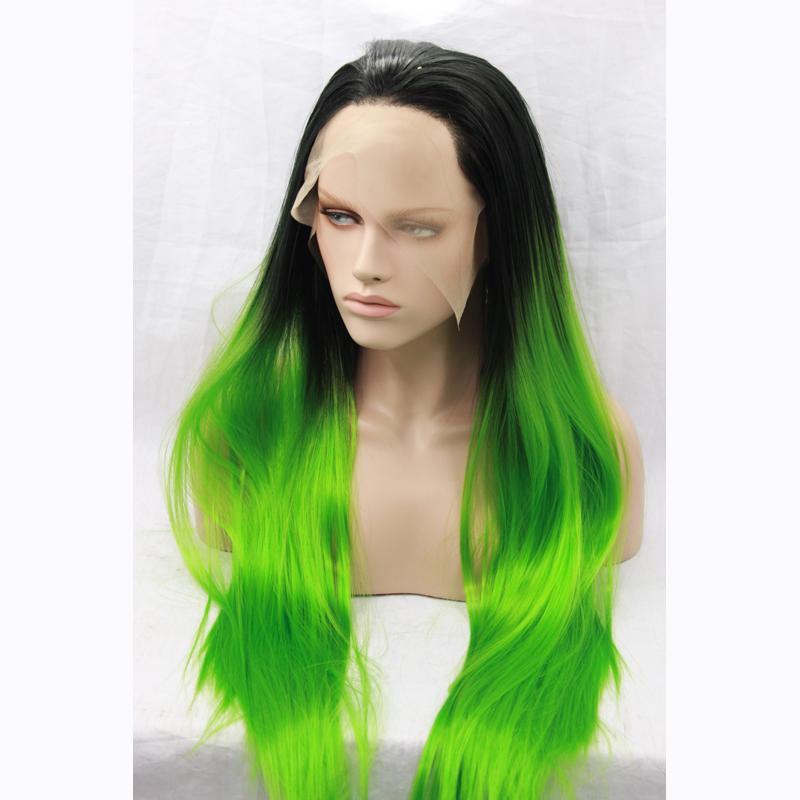 Bright Colored Wigs 18