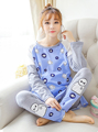 2pcs Set Fashion Maternity Clothes Big Hero Maternity Sleepwear Breastfeeding Sleepwear Nursing Pajamas for Pregnant Women