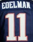 Best quality men's jersey,Elite 12 Tom Bradys 87 Rob Gronkowski 11 Julian Edelman jersey,White Red and Blue,size M-XXXL(China (Mainland))