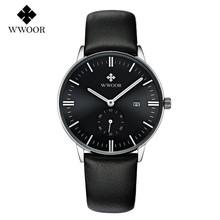 New Relogio Masculino Men Watches Men Luxury Brand Full Steel Quartz Watch Leather Stap Date Wrist Watches For Men Montre Homme