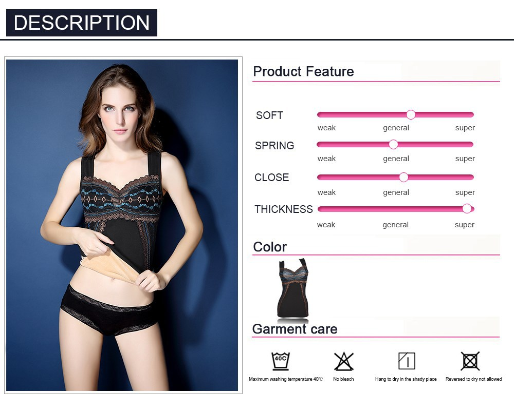 Корректирующий женский топ Stylism Boutique Cincher 1/3xl Women Shapers