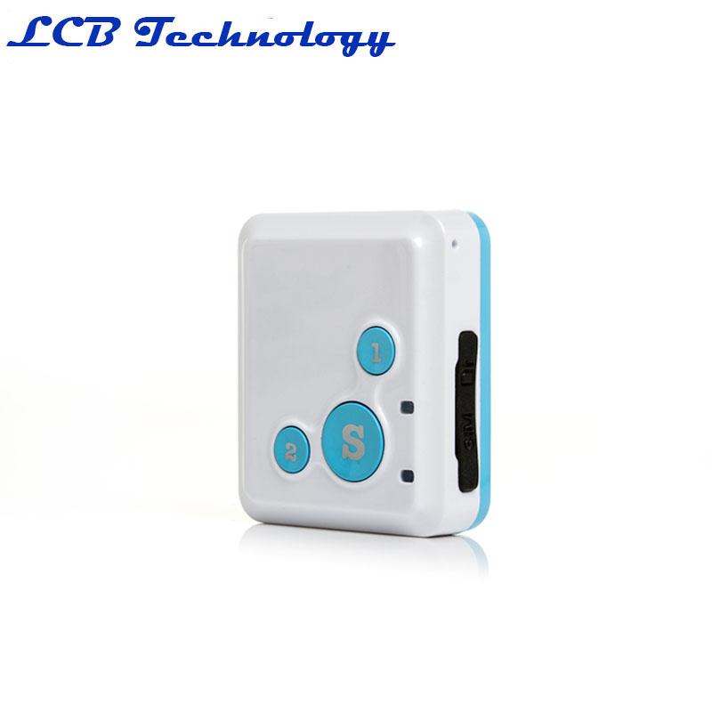 Купить Портативный RF-V16 в Режиме реального Времени GPS Tracker Мини & SOS Коммуникатор для дети Ребенок Пожилых Личная GSM/GPRS/GPS Слежения устройство