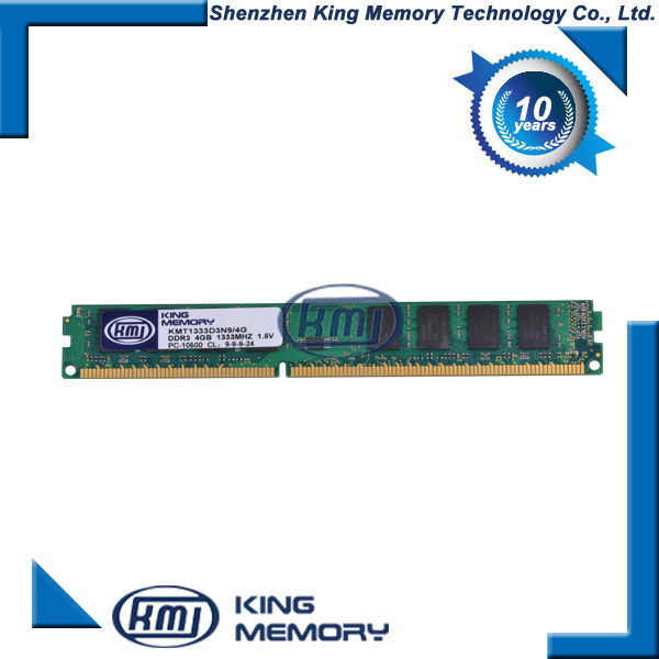 Ram memory DDR3 4gb 1333mhz for desktop longdimm ddr3 Memoria Compatible with 1066Mhz Free Shipping<br><br>Aliexpress