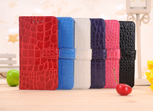 For BlackBerry Z10 BB 10 Glossy Crocodile Leather Wallet Case for BlackBerry Z10 BB 10 Phone Case Free Shipping(China (Mainland))