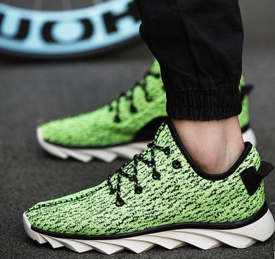 High-quality JK male breathe sports training shoes air mesh light comfortable fashion sports leisure punk pivot joker shoes(China (Mainland))