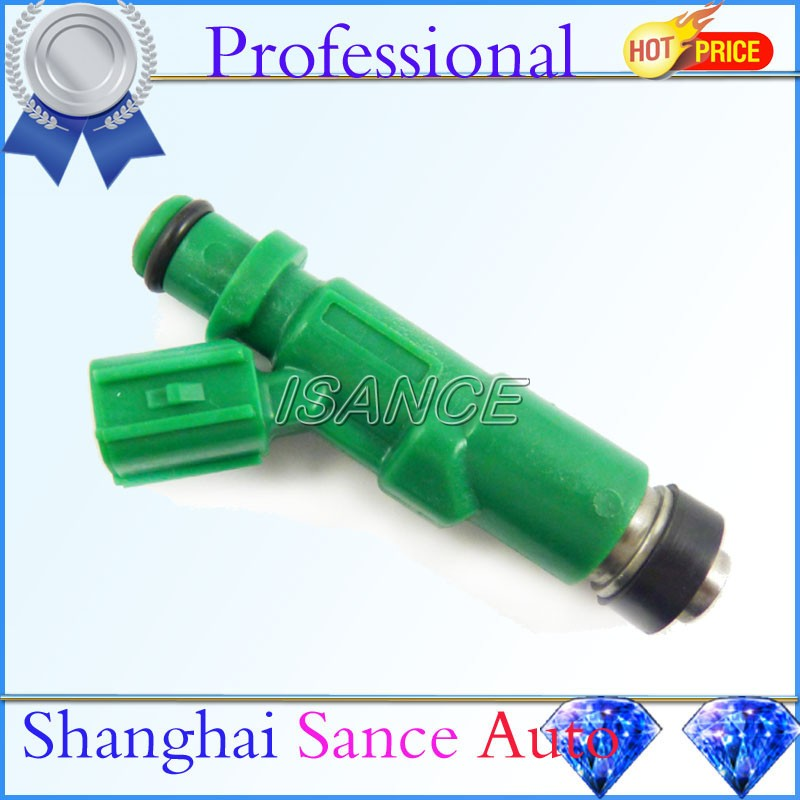 ISANCE Flow Matched Fuel Injector 23250-21020 For Toyota Prius Echo Scion xA xB 1.5L 1999 2000 2001 2002 2003 2004 2005-2009(China (Mainland))