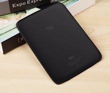 E book Reader BOYUET62 dual core cpu e ink capacitive touch screen built in backlight