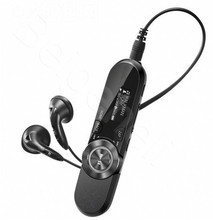 Sport Mp3 player B152F for sony Real 8GB with clip + FM Radio Pen USB Flash Drive Recording MP3 music player with retail box(China (Mainland))