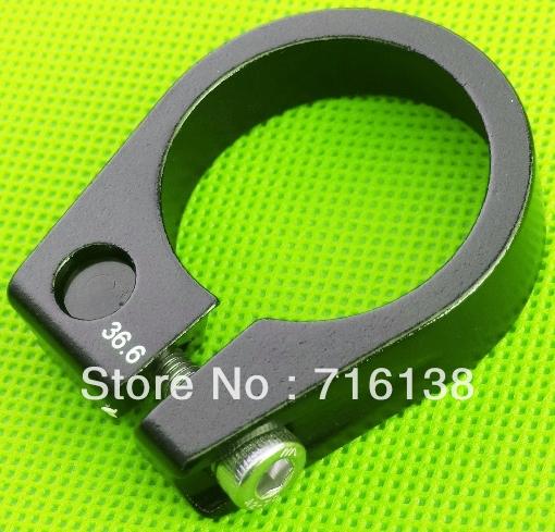 Alloy SeatPost Seat clamp MTB Mountain Bike / Road Bicycle - (dia 36.6)  -  carbonbike liu's store store