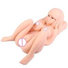 Sex Shop brinquedos sexuais japoneses para homens tamanho real boneca sexual realista grande Anal Vagina , peito para o sexo masculino masturbação auto prazer(China (Mainland))