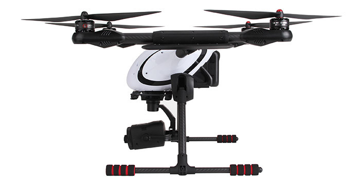 Walkera VOYAGER 4 with 4K HD Camera GPS F18 Transmitter RC Quadcopter RTF Camera Drone vs DJI Mavic Pro Combo
