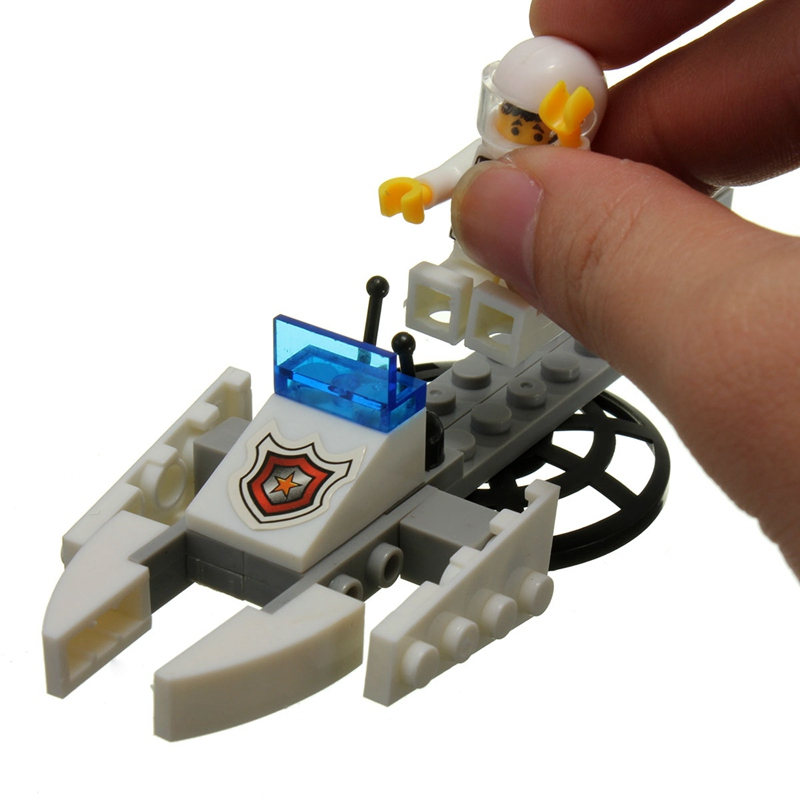 New 47pcs/field Minifigure Star Wars Starfighter Assembling Constructing Block Boys Toy Reward Academic Bricks Toys