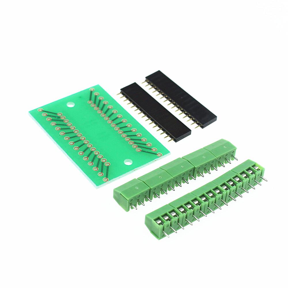 Free nano 3.0 controller Terminal Adapter terminal expansion board arduino Nano version 3.0 stock