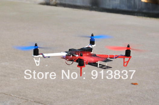 Standard Edition REPTILE500  4-axial / Xcopter DIY Frame For FPV Airplane