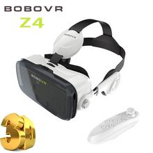 100% Originale Xiaozhai BOBOVR Z4 Realtà Virtuale 3D VR Occhiali cartone bobo vr z4 per 3.5-6.0 pollice smartphone coinvolgente(China (Mainland))