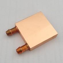 multi-platform copper Computer CPU water-cooling radiator,water cooling adapter  Water Cooling Block Liquid Cooler for cpu gpu