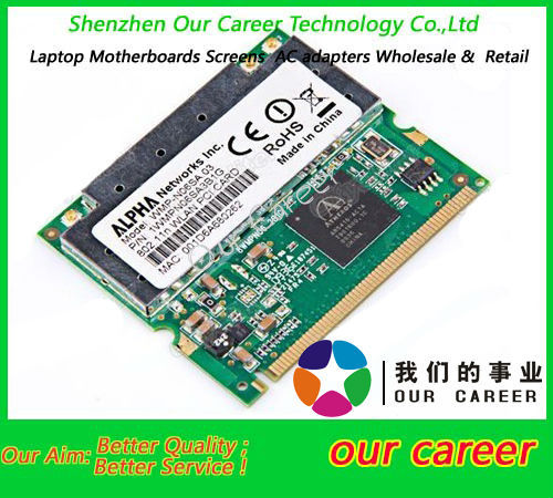 NEW For Atheros AR5008 AR5416 card Mini PCI ABGN 801.11N 300M WIFI Wireless Card