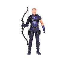 Apaffa Мстители Железный человек военная машина Капитан Америка Зимний Солдат муравей ПВХ фигурка модель игрушки для взрослых(China)