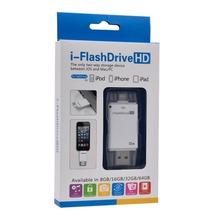 32GB I-FlashDevice HD Phone Hard For IOS Mac & PC iPhone,iPad,iPod(China (Mainland))