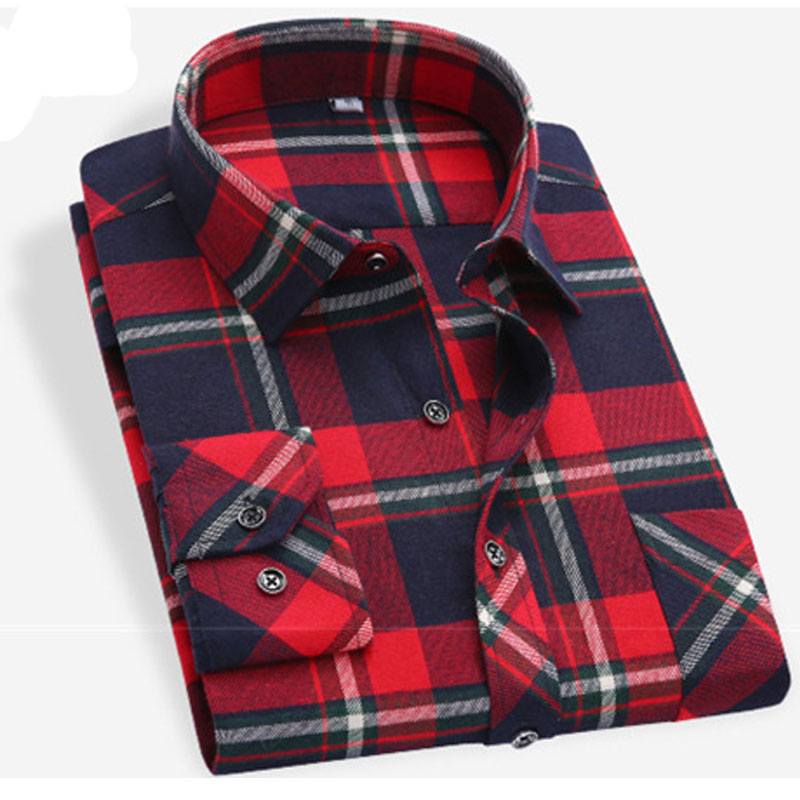 Popular flannel shirts for men buy cheap flannel shirts for Types of flannel shirts
