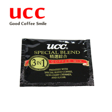 Taiwan imported quality goods UCC coffee selection of delicious 3 in 1 instant coffee wholesale