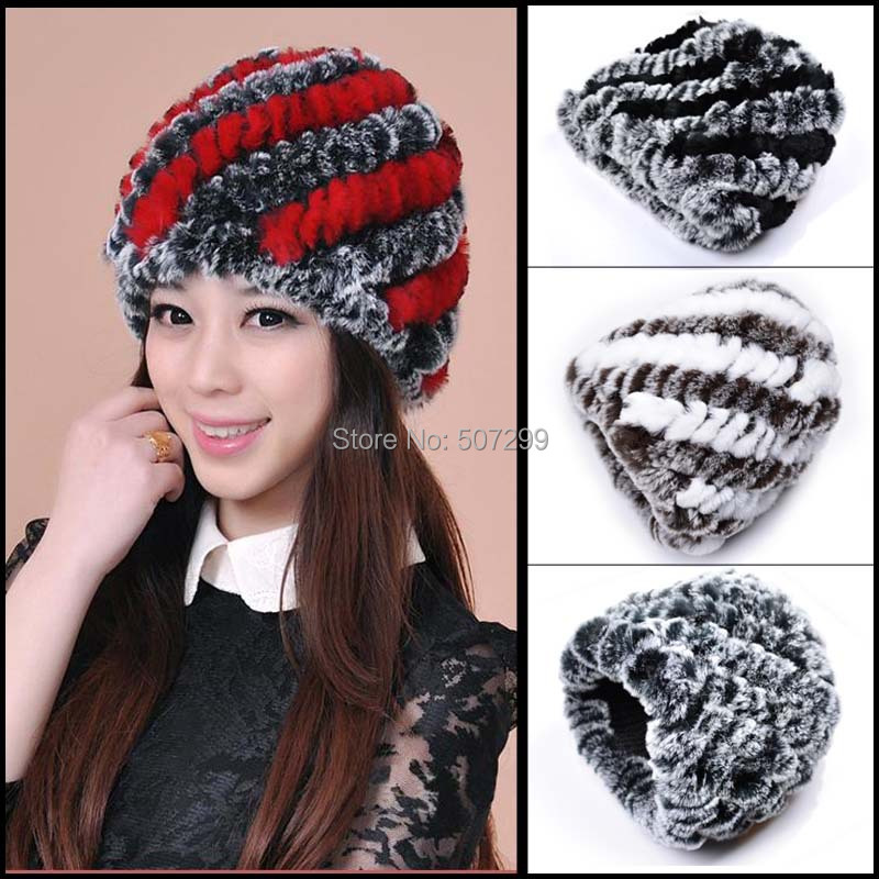 Free shipping 5pc/lot guarantee100% real rabbit fur hat for winter,fashion warmОдежда и ак�е��уары<br><br><br>Aliexpress