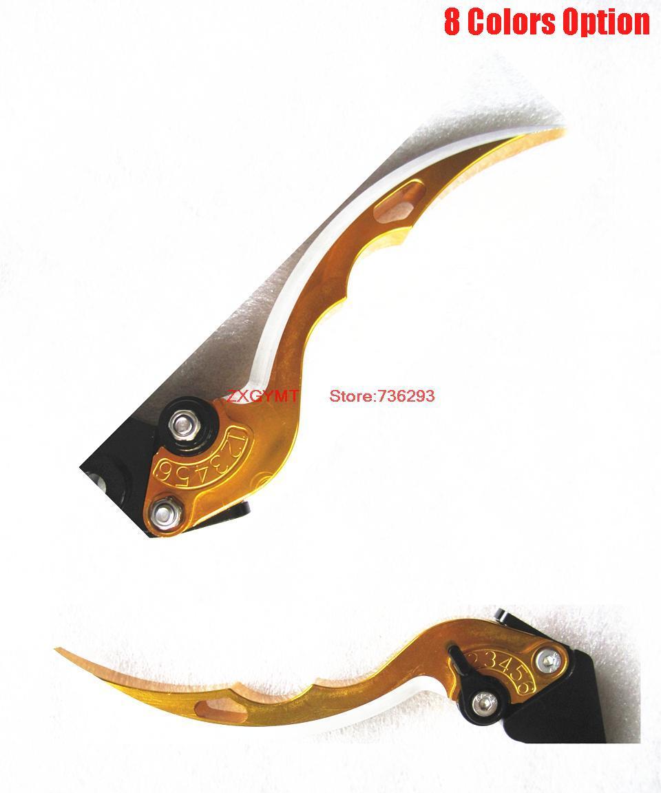 high saber shape Motorcycle Brake Lever RG125 FN FP FR FT 91-95 f14 s650 Hand Lever Billet
