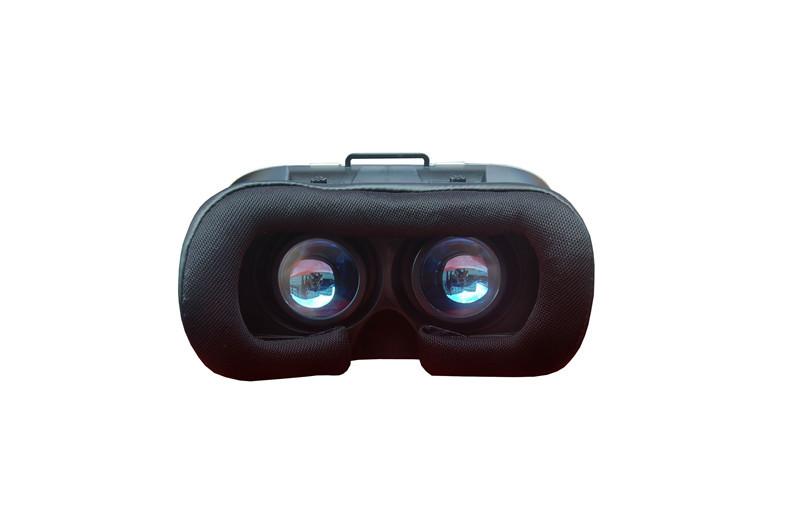 """ถูก Vrbox vrกล่อง2.0 vrเกมภาพยนตร์วิดีโอชุดหูฟังความจริงเสมือนแว่นตา3d googleกระดาษแข็งสำหรับ3.5-6.0 """"โทรศัพท์"""