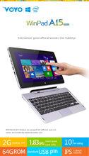 Original VOYO A15 Essence  windows8 intel z7375 quad Core Tablet PC 11.6 inch IPS 2GB/64GB  with 2 standard USB  ,HDMI. 3G/4G(China (Mainland))