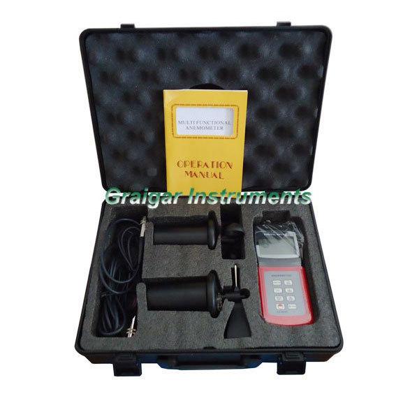 Digital Anemometer A4836C with Free shipping, DHL, Fedex, EMS<br><br>Aliexpress