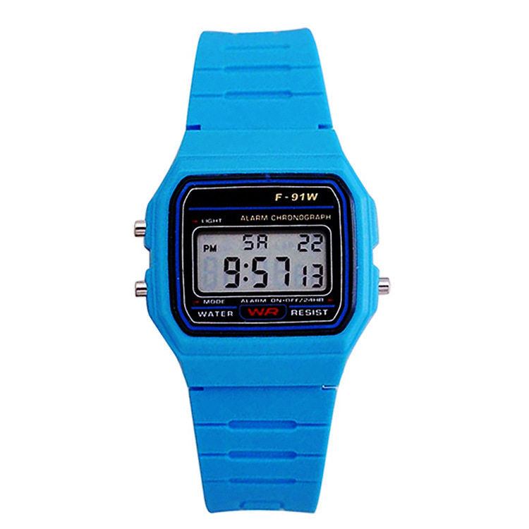 2015 New Casual Fashion Sport Watch For Men Women Kid Colorful Electronic Led Digital Multifunction Life Waterproof Jelly Watch(China (Mainland))